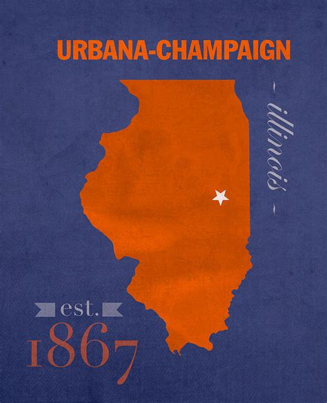 Illinois State Urbana Chaign Mba by Of Illinois Colors 28 Images Illinois State Flag