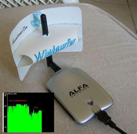 nice trick to increase wifi signal
