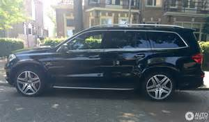 mercedes gl 63 amg x166 7 june 2016 autogespot