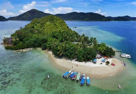 Pulau Setan berani coba jelajahi pulau setan di kawasan wisata mandeh okezone lifestyle
