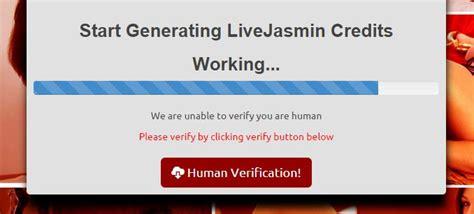 livejasmin mobile method get livejasmin free credits no software needed
