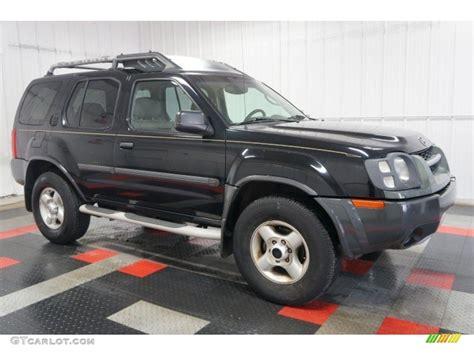black 2003 nissan xterra xe v6 4x4 exterior photo 103455481 gtcarlot