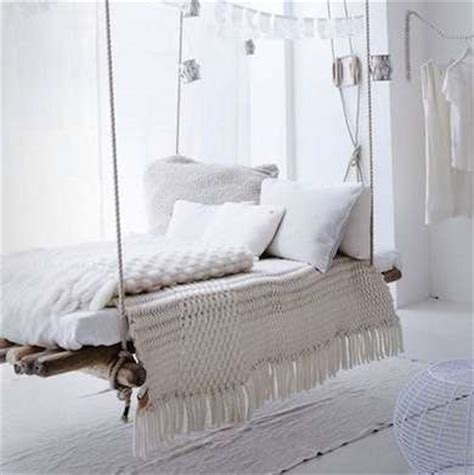diy hanging bed hangingbed