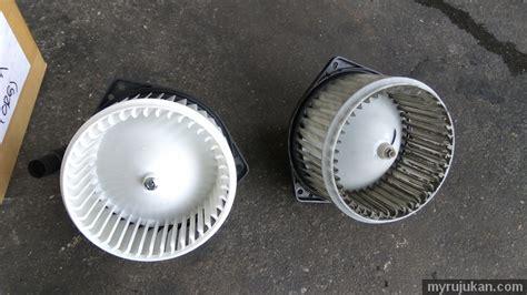 Kipas Angin Dinding Blower gambar sebenar bentuk kipas angin blower fan yang lama dan yang baharu myrujukan
