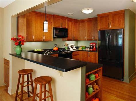 peninsula kitchen designs  integrated high seating areas  bar furniture