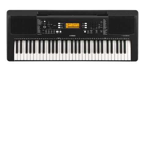 Tas Keyboard Yamaha Psr Seri S yamaha psre363 portable keyboard from rimmers