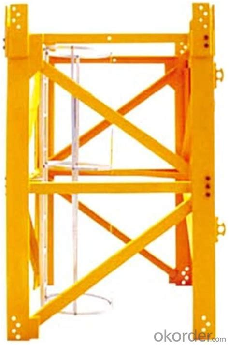 tower crane mast section buy j5 mast section for tower crane price size weight