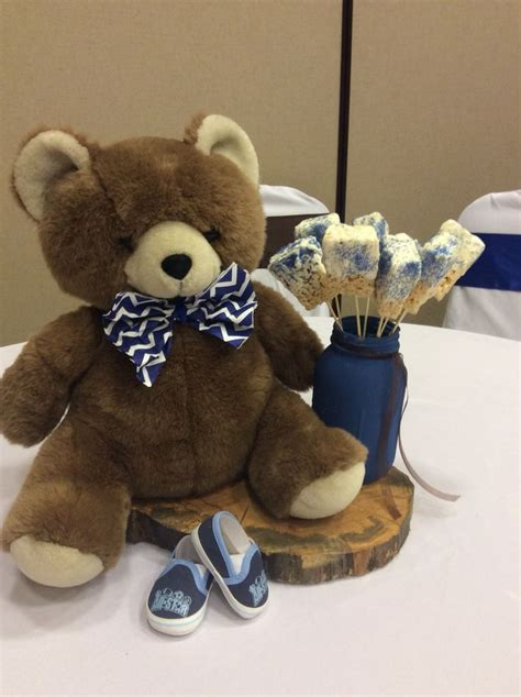 Teddy Baby Shower Centerpieces by 17 Best Ideas About Teddy Centerpieces On