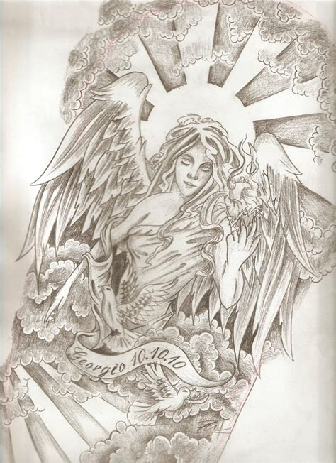 tattoo ideas for men drawings religious ideas for half sleeve drawings