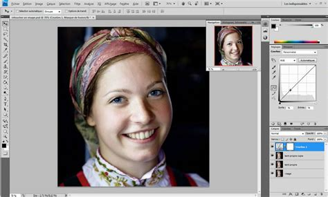 video tutorial youtube photoshop tutoriel vid 233 o video tutorial retoucher un visage avec