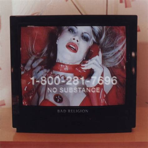 Cd Bad Religion No Subtance no substance album the answer the bad religion page