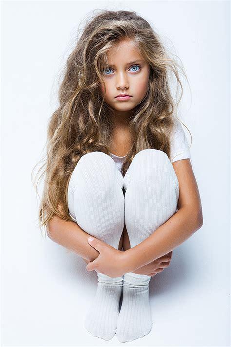 daphne little girl models model irina veselkina by vika pobeda advertising