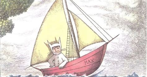 boat from where the wild things are where the wild things are book boat www imgkid the