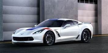 Chevrolet Grand Sport What S The Configuration For A Chevrolet Corvette