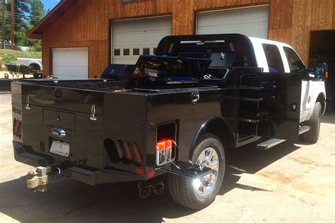 Bed Truck by Norstar Sd Service Truck Bed
