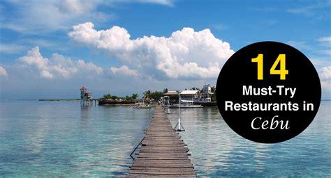 Must Try by Dining Guide 14 Must Try Restaurants In Cebu Random