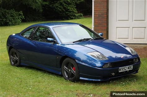 fiat coupe 20v turbo plus for sale used 2000 fiat coupe 20v turbo plus for sale in surrey