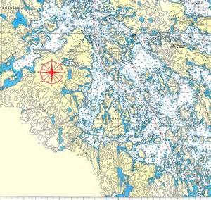 lake of the woods maps of gt knickerbocker inlet hayter