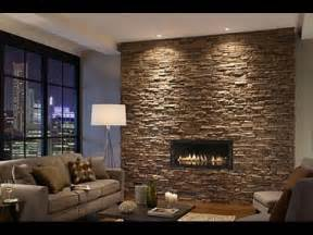 wohnzimmer selbst gestalten steinwand wohnzimmer selber machen wohnzimmer