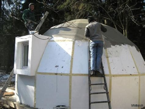 are the styrofoam dome homes as durable as the monolithic styrofoam is great for many things including these earthquake proof dome houses techeblog