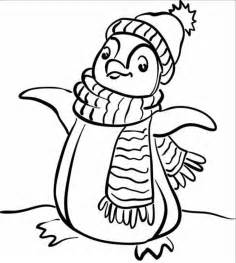 winter coloring pages coloring pages free winter printable coloring