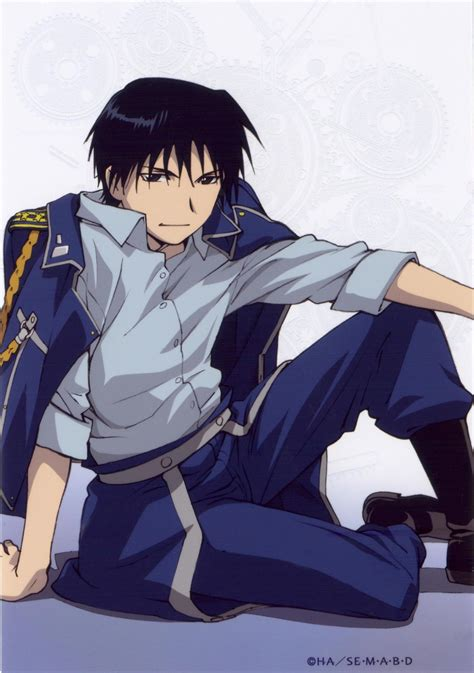 roy mustange roy mustang images roy mustang posing hd wallpaper and