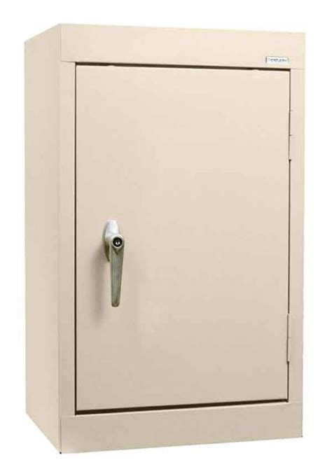 Wall Mounted Storage Cabinets Sandusky Wall Mount Solid Door Storage Cabinets