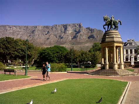 Garden Of Company Cape Town In Winter Looks Like Summer Travel