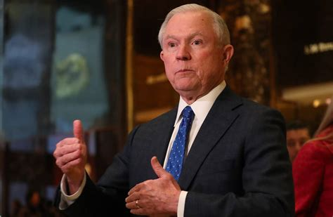 jeff sessions wsj donald trump offers attorney general post to sen jeff