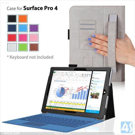 Microsoft Surface Pro 4 Jakarta for microsoft surface pro 4 for microsoft surface pro 4 pu leather with