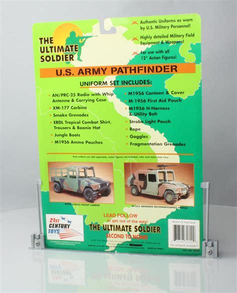 u s army figures u s army pathfinder dash figures