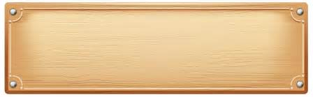 Decorative Cork Bulletin Board Wooden Sign Png Transparent Clip Art Image Gallery