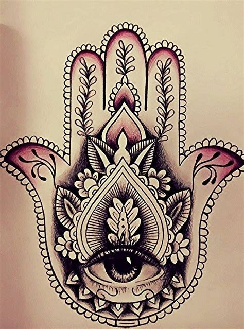 hamsa tattoo m 227 o de f 225 tima l 225 pis de corclick the link now to find the