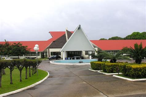 The Vanuatu Parliament building in Port Vila   ABC News