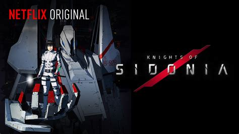 knights of sidonia netflix enters the anime with knights of sidonia