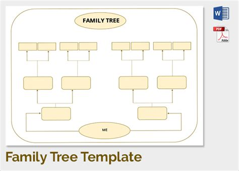 family tree template docs doc 681575 family tree chart template free family tree