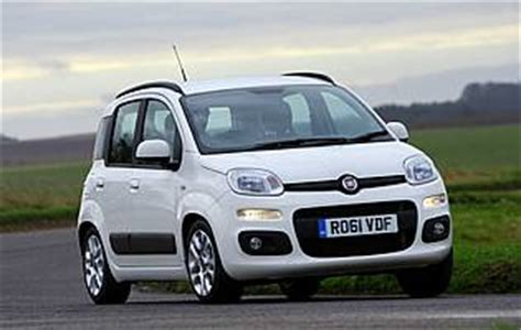 Car Reviews: Fiat Panda 1.2 8v 69hp Lounge   The AA