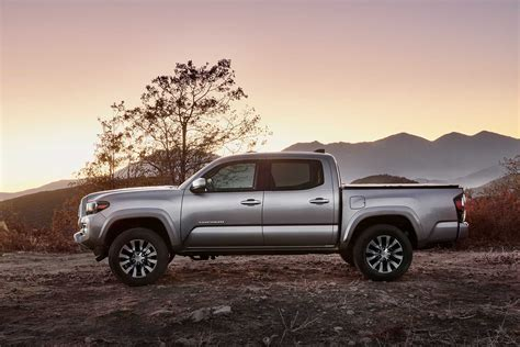 2020 Toyota Tacoma Updates by Toyota Tacoma Receives Mildest Of Updates For 2020