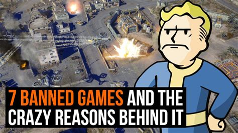 8 Reasons It Being A Gamer by 7 Banned And The Reasons It