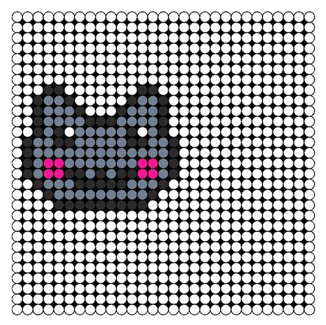 perler bead cat patterns nyan cat perler bead pattern bead sprites