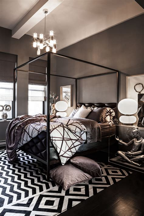 seductive bedroom ideas dark sexy glam black white and grey like my room