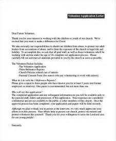 Application Letter Social Function 55 Free Application Letter Templates Free Premium Templates