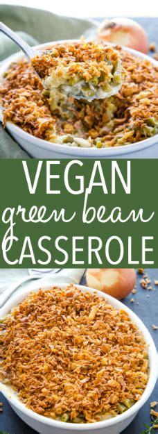 easy vegan green bean casserole mothers cuisine