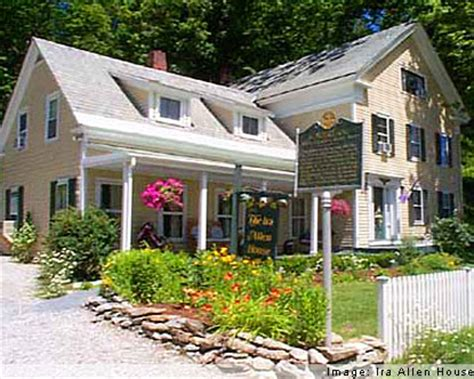 Vermont Bed And Breakfasts Vermont B B Inns
