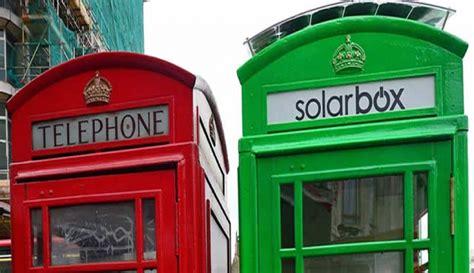 cabine telefoniche londinesi londra le cabine telefoniche diventano punti di ricarica