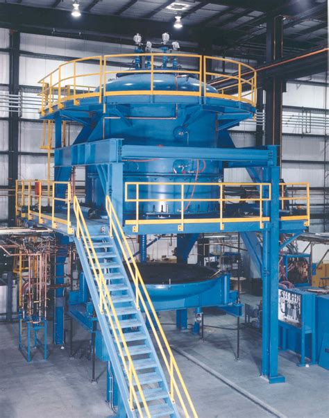 induction heating vacuum furnace induction vacuum heat treatment furnaces inductotherm