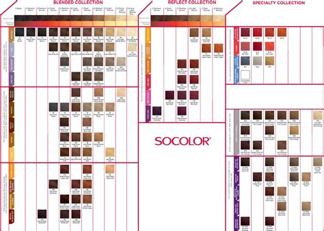 so color matrix socolor color chart matrix socolor so color