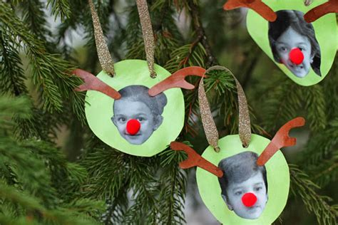 family reindeer ornaments christmas crafts for kids