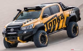 Toyota Concept Truck Toyota Unveils Size Tonka Truck Autoconception