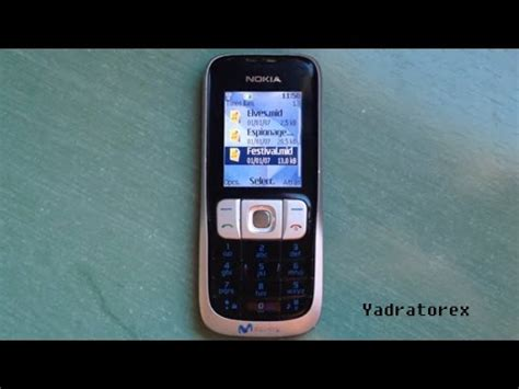 themes with ringtone for nokia nokia 2630 video clips